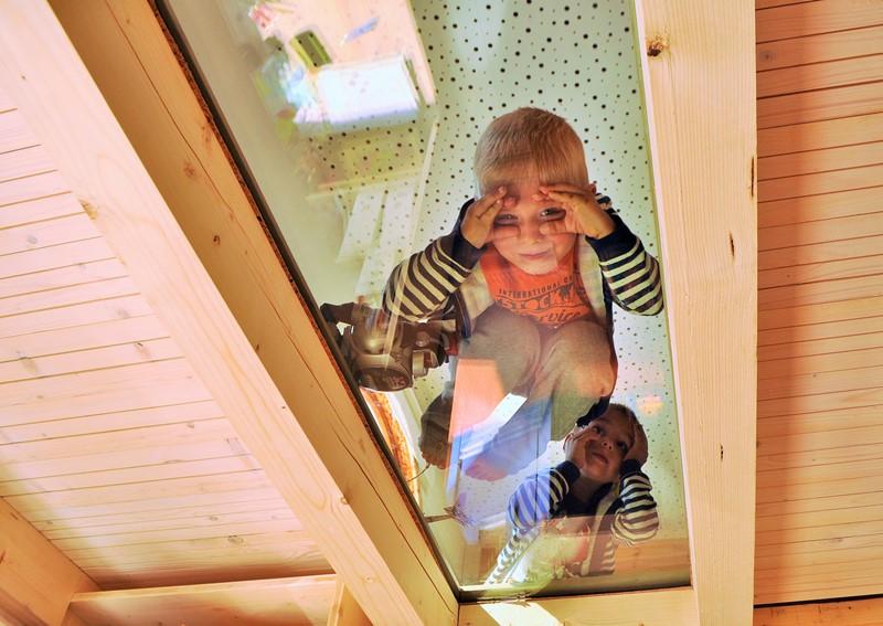 Psychológia zdravej detskej izby